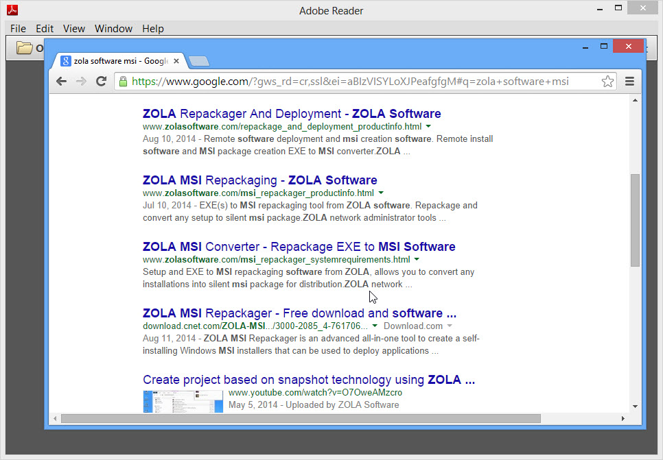 Google Chrome is a simple web browser that's easy to navigate. While it wasn't as fast as Mozilla Firefox in speed and navigation tests, Chrome still performed better than average. It is the preferred browser of many users because it's versatile and compatible with a variety of devices and operating systems.