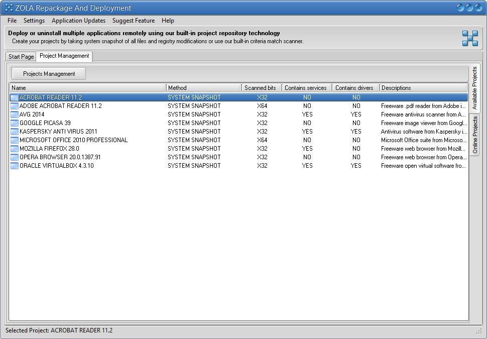 Convert EXE to MSI - Setup to MSI Converter Tool